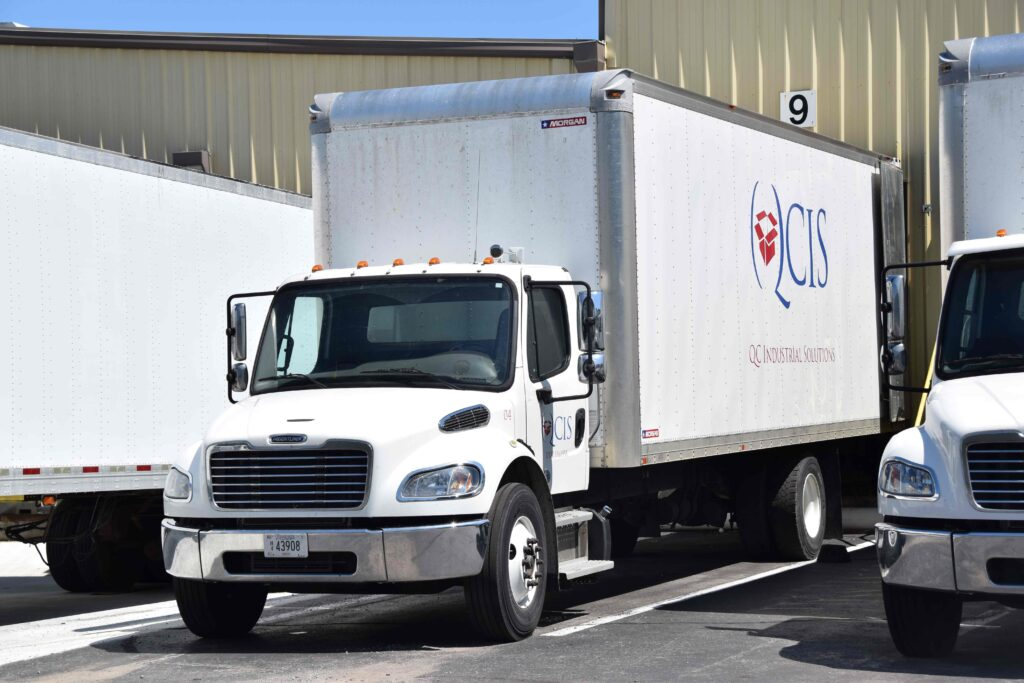QC-Industrial-Tennessee-Kentucky-Services-Delivery-Trucks