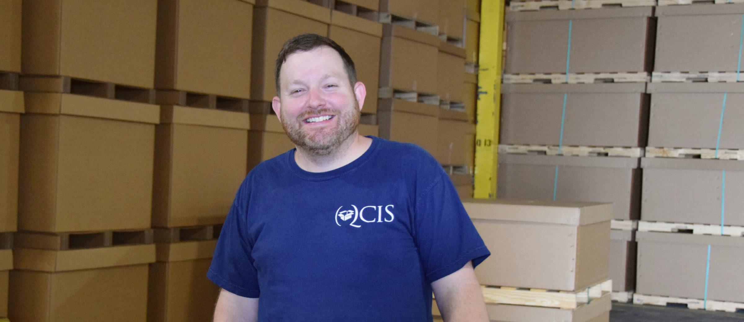 QC Industrial employee