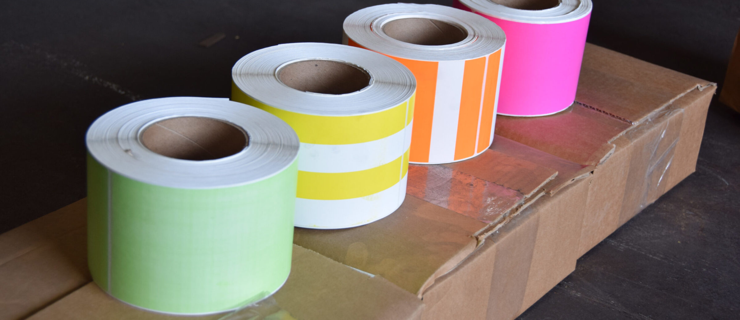 Multiple Colored Labels